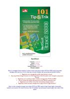 101 Tip & Trik Microsoft Excel 2003.pdf