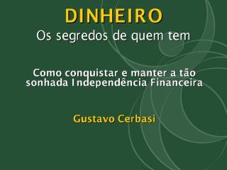 Mais Dinheiro - Gustavo Cerbasi.pdf