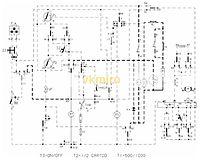 Электронный модуль, Indesit