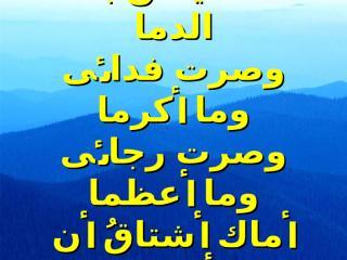-أمامك يامن بذلت الدما(conflicted copy by BHGT-PC 19.12.2011).pps