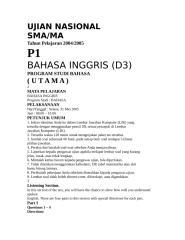 UN 2005 D3 P1 BHS utama.doc