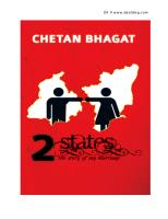 chetan bhagat - 2 states the story of my marriage.pdf