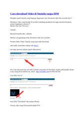 cara download video di youtube tanpa idm.docx