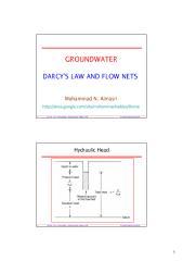 [4]DarcyLawandFlowNets.pdf