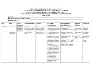 Plano de Aula - Ensino Fundamental - exemplo.doc