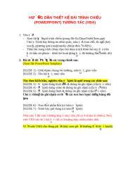 2 - HUONG DAN THIET KE POWERPOINT TUONG TAC VBA.doc