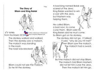 bilam and balak printable.pdf