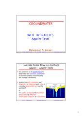 [12]Wellhydraulics-AquiferTests.pdf