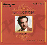 [xDR] Karaoke Classic Mukesh - 03 - Hum Chod Chale Hain.mp3
