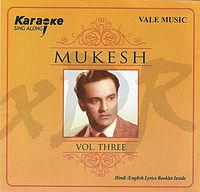 [xDR] Karaoke Classic Mukesh - 01 - Kahin Door Jab Din.mp3