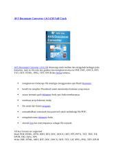 AVS Document Converter 1.docx