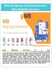 Web Designing and Development - Pune - Elite Website Services.ppt